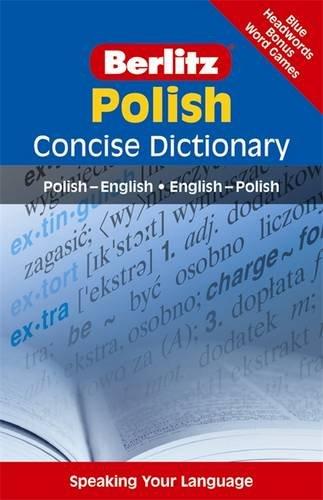 9789812680570: Berlitz Polish Concise Dictionary (Berlitz Concise Dictionary) (English and Polish Edition)