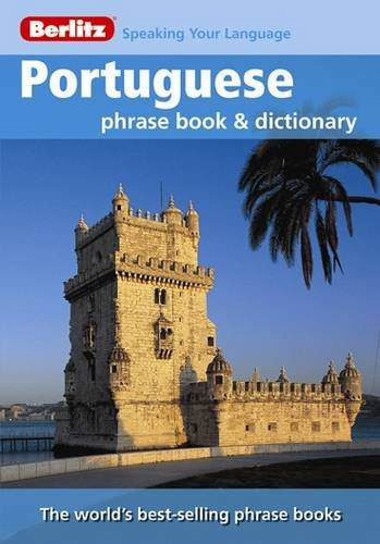 9789812681591: Berlitz: Portuguese Phrase Book & Dictionary (Berlitz Phrasebooks)