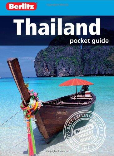 9789812682888: Thailand Berlitz Pocket Guide (Berlitz Pocket Guides)