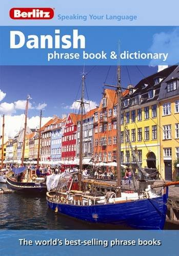 9789812683243: Danish Phrase Book