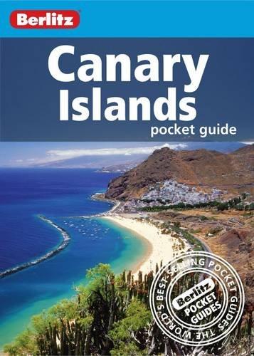 Berlitz: Canary Islands Pocket Guide (Berlitz Pocket: Berlitz