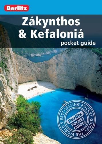 9789812683847: Berlitz: Zakynthos & Kefalonia Pocket Guide (Berlitz Pocket Guides)