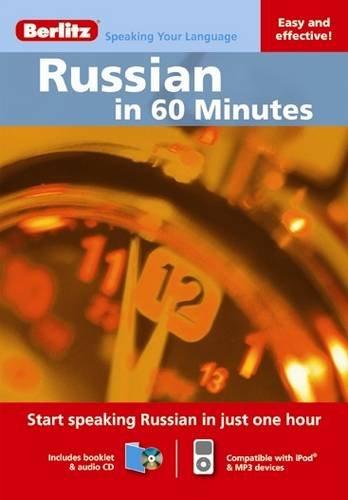 9789812683922: Russian in 60 Minutes (Berlitz in 60 Minutes)