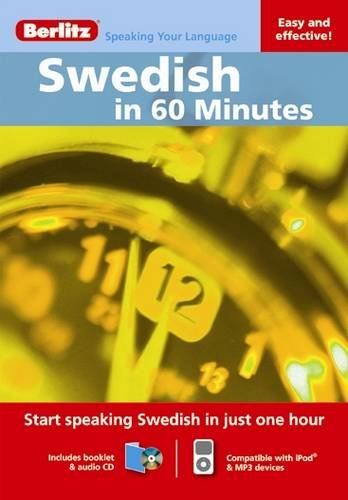 9789812683939: Swedish in 60 Minutes