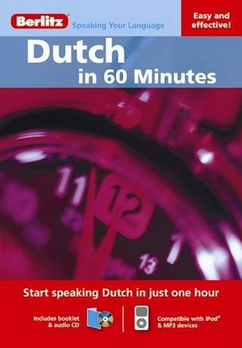 9789812683977: Dutch in 60 Minutes