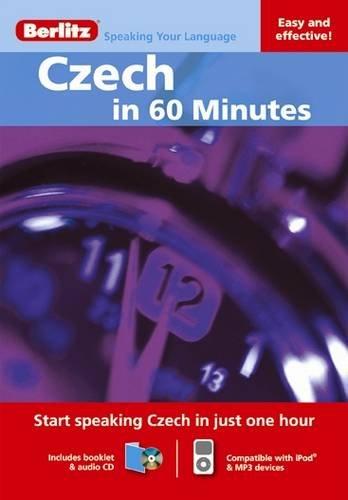 9789812683991: Berlitz Czech in 60 Minutes (Berlitz in 60 Minutes) (Czech Edition)