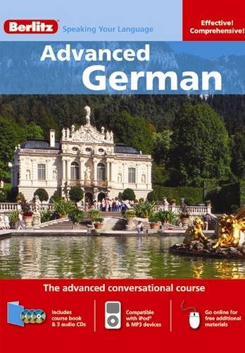 9789812684318: Advanced German (Berlitz Advanced) (German Edition)