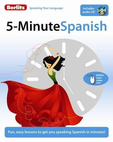 9789812684561: 5-Minute Spanish