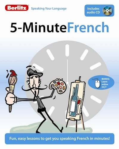 9789812684578: 5-Minute French
