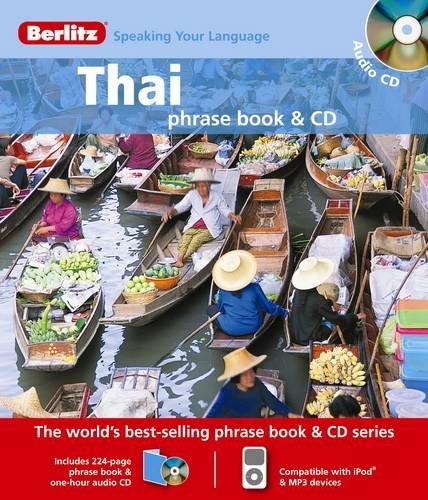 9789812684806: Berlitz: Thai Phrase Book & CD
