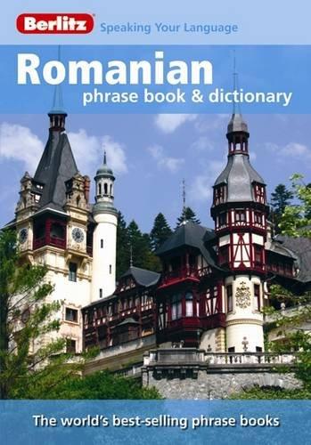 9789812684844: Berlitz: Romanian Phrase Book & Dictionary (Berlitz Phrasebooks)