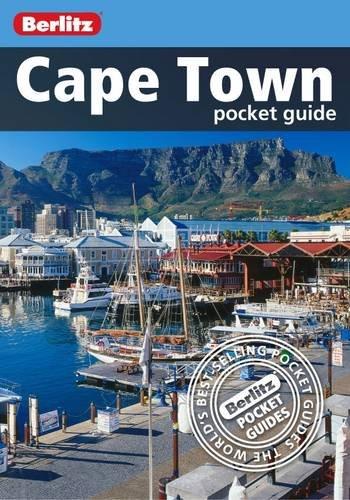 9789812684936: Berlitz: Cape Town Pocket Guide (Berlitz Pocket guides)
