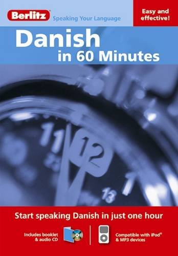 9789812685070: Berlitz Language: Danish In 60 Minutes (Berlitz in 60 Minutes)