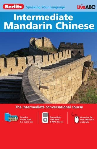9789812685094: Intermediate Mandarin Chinese (Berlitz Intermediate) (Chinese Edition)