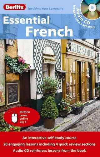 9789812685698: Essential French & CD