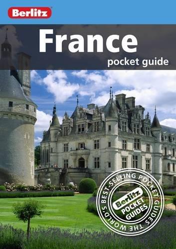 9789812686220: Berlitz Pocket Guides: France