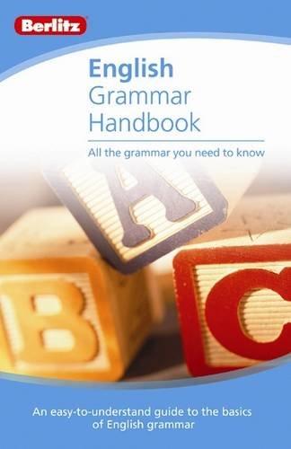 9789812686848: English Grammar Handbook (Handbooks)