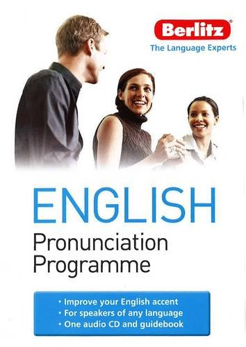 9789812688699: Berlitz: English Pronunciation Programme