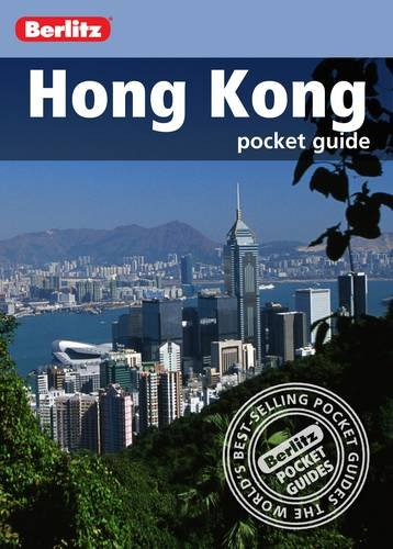 9789812688729: Berlitz: Hong Kong Pocket Guide