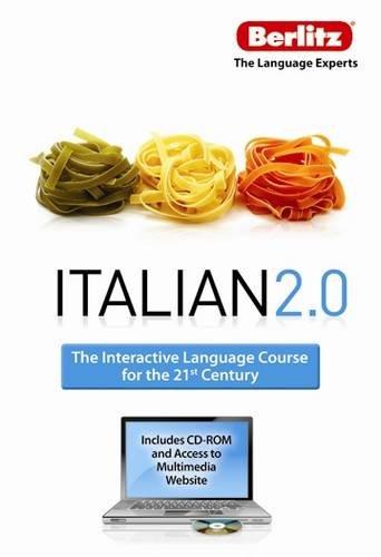 9789812688965: Berlitz Language: Italian 2.0 (Berlitz 2.0)