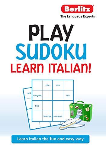 9789812689528: Berlitz Play Sudoku, Learn Italian