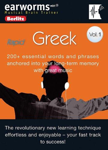 9789812689702: Rapid Greek Vol. 1 (Earworms)