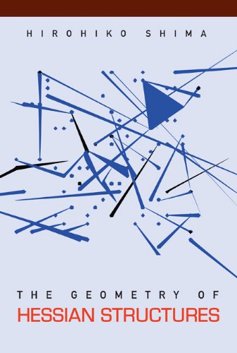 The Geometry of Hessian Structures (Hardback): Hirohiko Shima