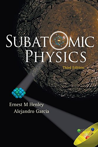 9789812700575: Subatomic Physics