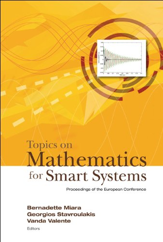 Topics on Mathematics for Smart Systems: Proceedings of the European Conference