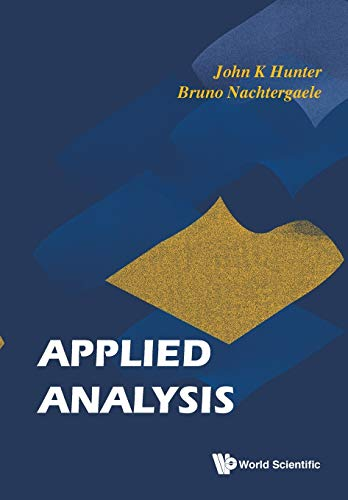 9789812705433: Applied Analysis