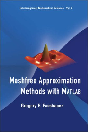 9789812706348: Meshfree Approximation Methods With Matlab (With Cd-rom) (Interdisciplinary Mathematical Sciences)