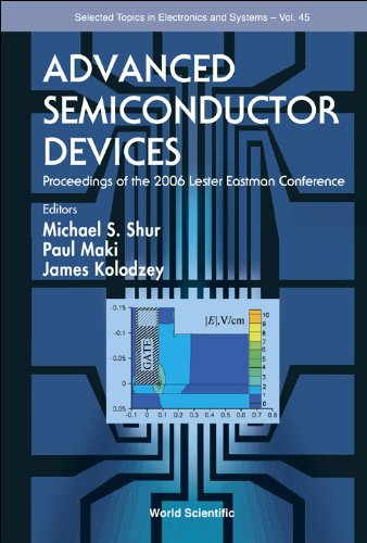 9789812708588: Advanced Semiconductor Devices: Proceedings of the 2006 Lester Eastman Conference (Selected Topics in Electronics and Systems)