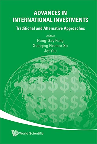 9789812708625: Advances In International Investments: Traditional and Alternative Approaches