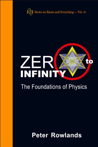 9789812709141: Zero to Infinity: The Foundations of Physics (Series on Knots and Everything)