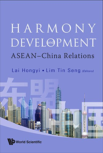 9789812709707: Harmony and Development: Asean-china Relations