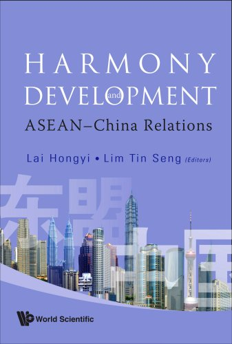 9789812709714: Harmony and Development: Asean-china Relations