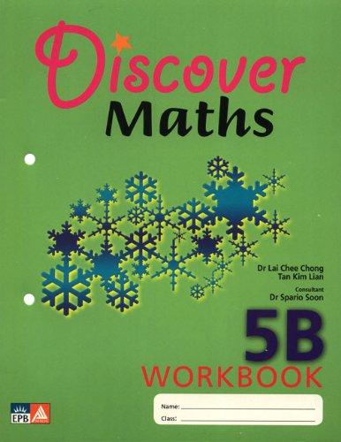 9789812711878: Discover Maths 5 B Workbook