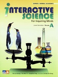9789812716170: Interactive Science for Inquiring Minds (Express/Normal (Academic), Volume A (Lower Secondary))