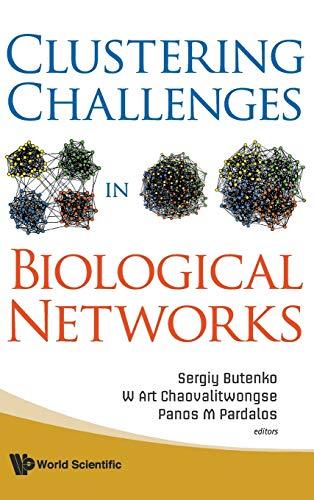 9789812771650: Clustering Challenges In Biological Networks