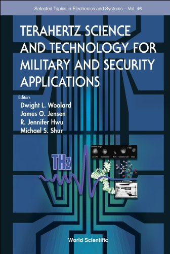 Terahertz Science and Technology for Military and Security Applications: Hwu, R. Jennifer