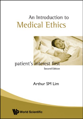 9789812793041: Introduction to Medical Ethics: Patient's Interest First