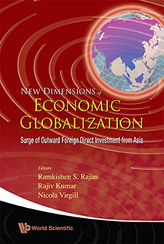 9789812793102: New Dimensions of Economic Globalization: Surge of Outward Foreign Direct Investment from Asia