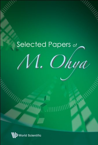 9789812794192: Selected Papers of M. Ohya