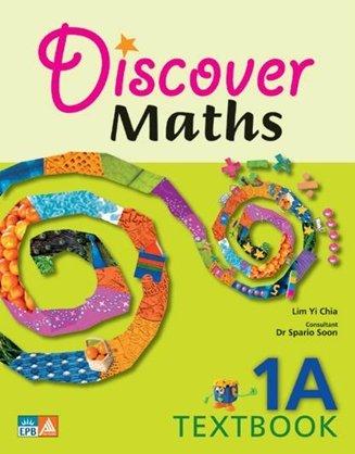 9789812802408: Discover Maths Student Textbook Grade 1A