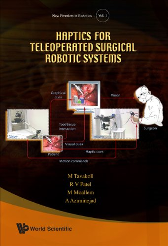 9789812813152: Haptics for Teleoperated Surgical Robotic Systems (New Frontiers in Robotics)