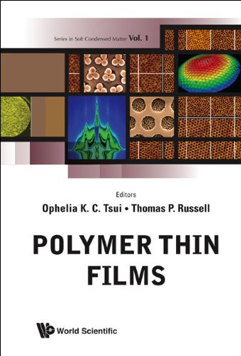 9789812818812: Polymer Thin Films (Series in Soft Condensed Matter)