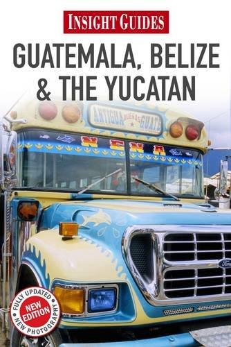 9789812820709: Guatemala/Belize/Yucatan (Insight Guides)