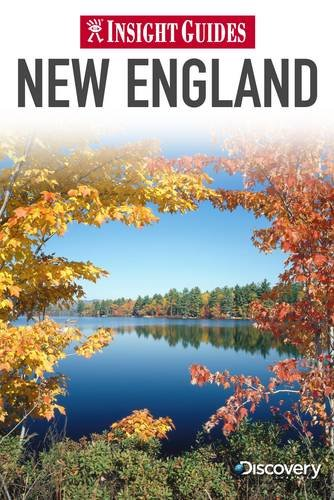 9789812820877: Insight Guides: New England