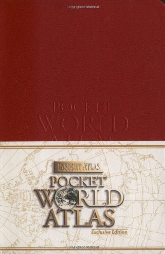9789812822192: Insight Pocket World Atlas: Rouge