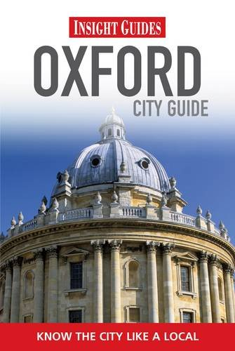 9789812822338: Insight Guides: Oxford City Guide (Insight City Guides)
